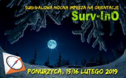 Surv-InO, impreza na orientację
