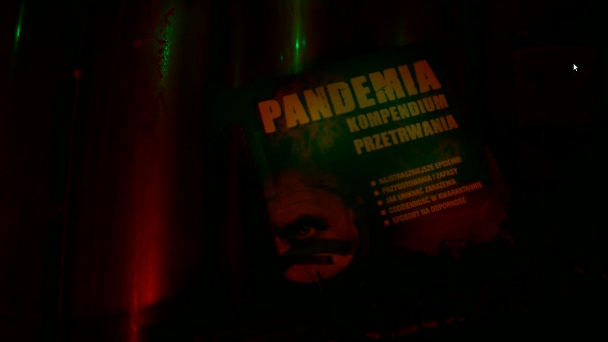 Pandemia – kompendium przetrwania