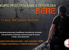 Szkolenie SERE Stwoarzyszenie Polska Szkoła Surwiwalu, survival