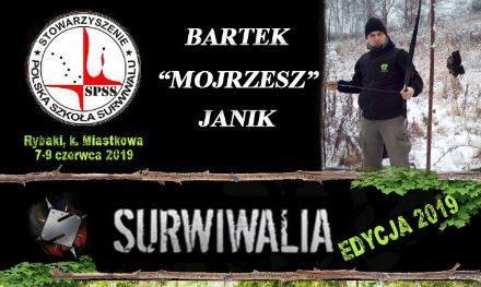"""Surwiwalia 2019 – warsztat """"Prymitywny Łowca"""""""