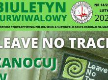 Biuletyn Surwiwalowy - Leave No Trace