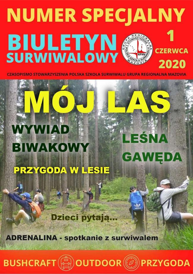 Biuletyn Surwiwalowy - numer specjalny, Dzień Dziecka 2020