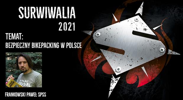 Paweł Frankowski - Bezpieczny bikepacking w Polsce
