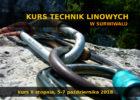 Kurs technik linowych w surwiwalu