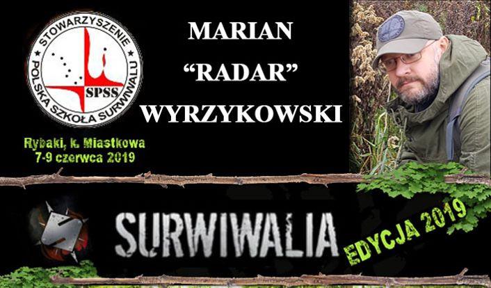 Kolejny warsztat – Surwiwalia 2019