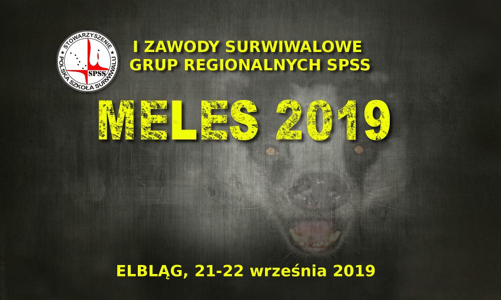 MELES 2019 – I zawody surwiwalowe grup regionalnych