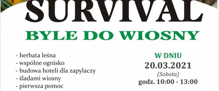 Survival - byle do wiosny, Czarny Dunajec