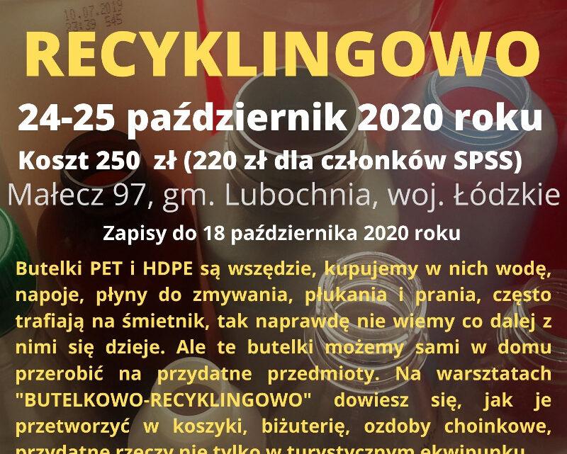 Surwiwalowy recykling – warsztaty