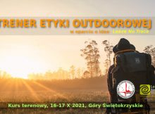 Trener Etyki Outdoorowej Leave No Trace