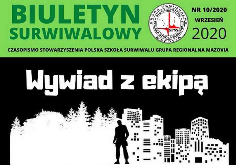 Biuletyn Surwiwalowy - winieta wrzesień 2020