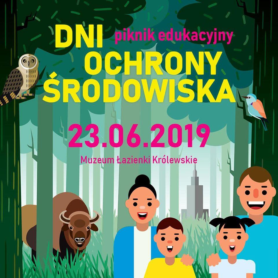 Zapraszamy do Łazienek – 23.06.2019!
