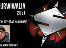 Michał Janik off-road na Surwiwaliach