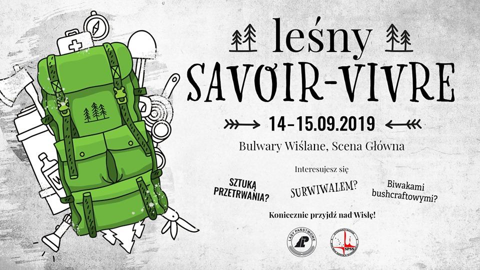 """Warsztaty """"Leśny Savoir-vivre"""""""
