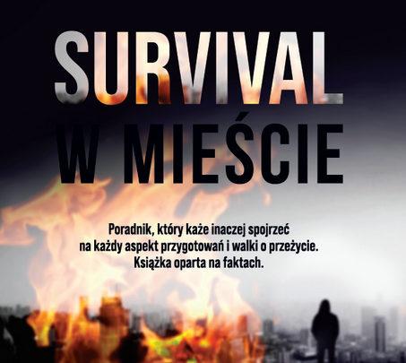 Survival w mieście – zapowiedź wydawnicza