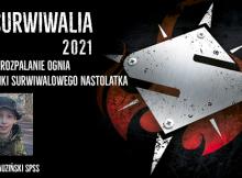 Maciej Prauziński - rozpalanie ognia, SURWIWALIA