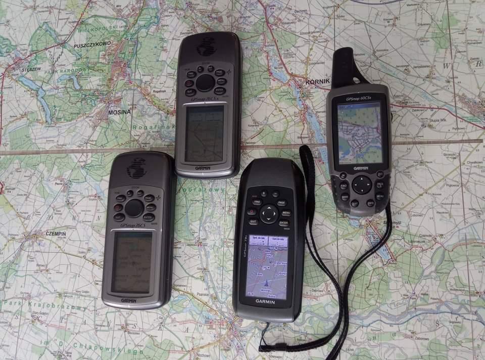 Stowarzyszenie Polska Szkoła Surwiwalu - Grupa Wielkopolska, szkolenie z nawigacji GPS